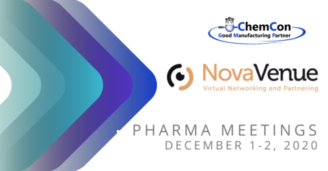 German CDMO ChemCon at NovaVenue Partnering 2020